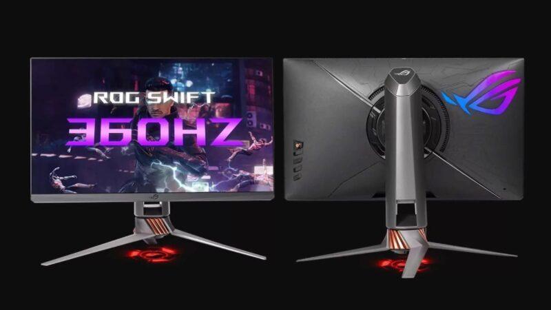 Republic of Gamersпредставила новый мониторSwift 360 Hz