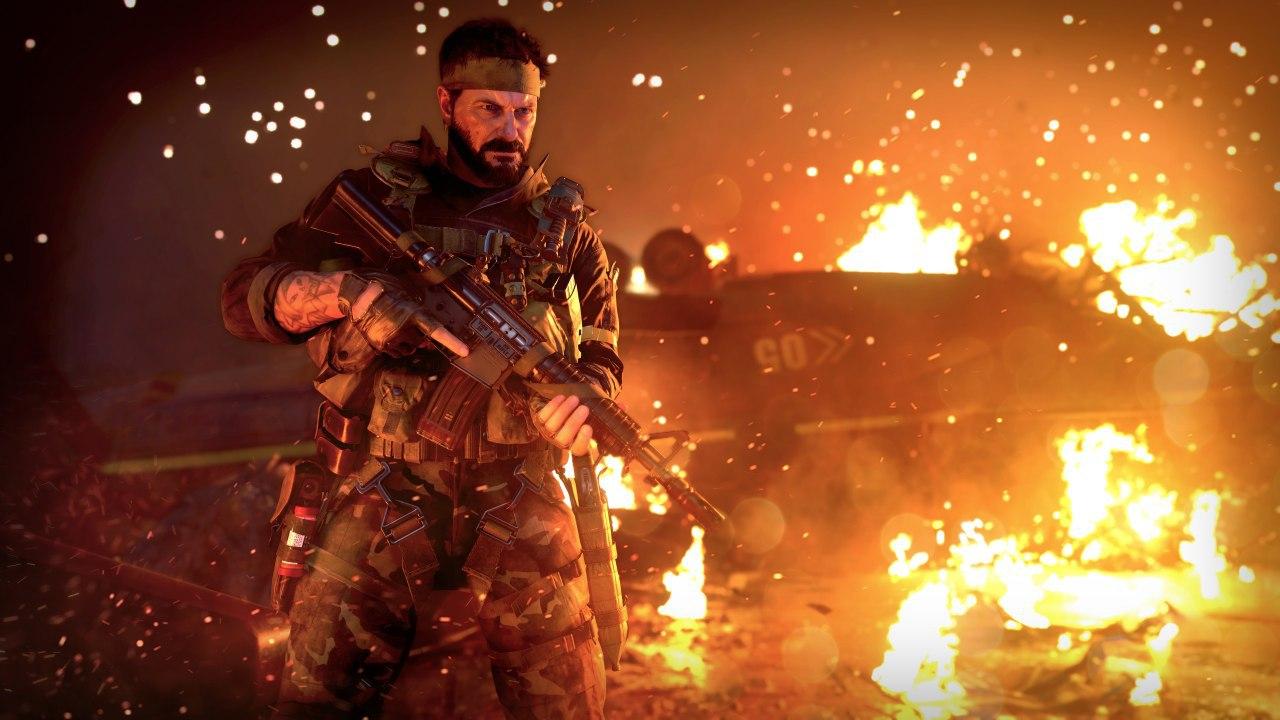 Вышел трейлер мультиплеера Call of Duty: Black Ops Cold War