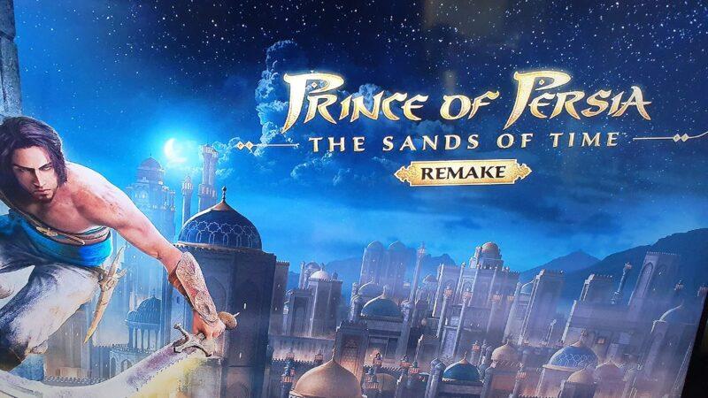 Принц Персии снова воспользуется песками времени