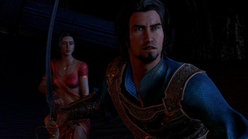 Стали известны подробности ремейка Prince of Persia: The Sands of Time