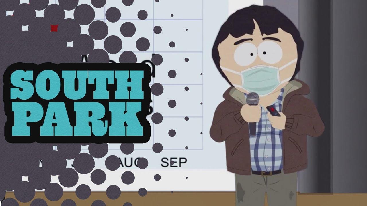 «Южный Парк» выпустит серию про пандемию