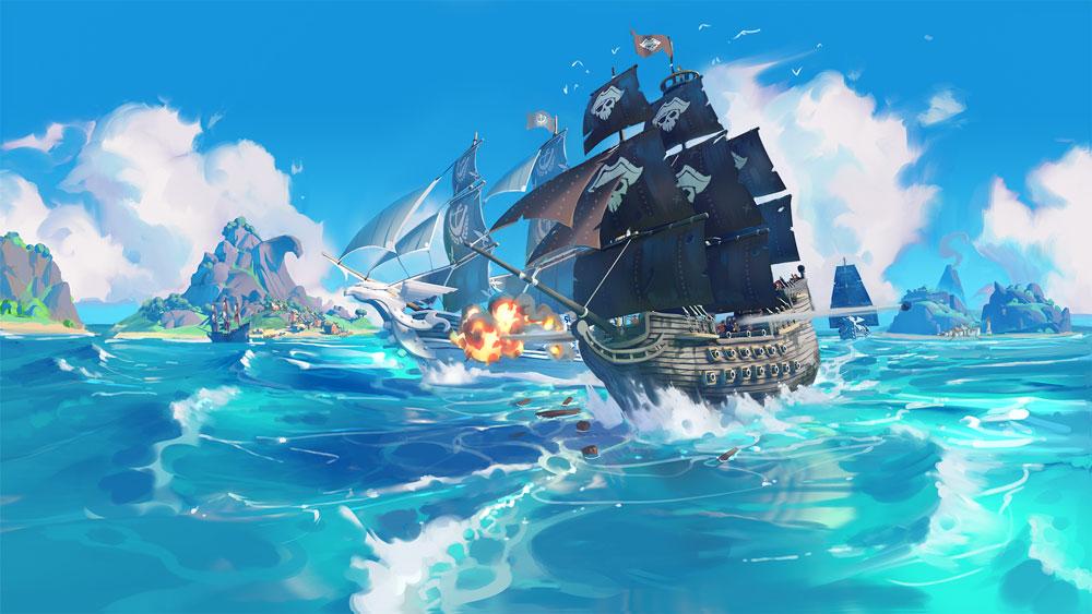 Студия 3DClouds представила новый трейлер King of Seas
