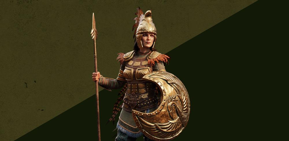 Забираем бесплатное обновление для Total War Saga: TROY