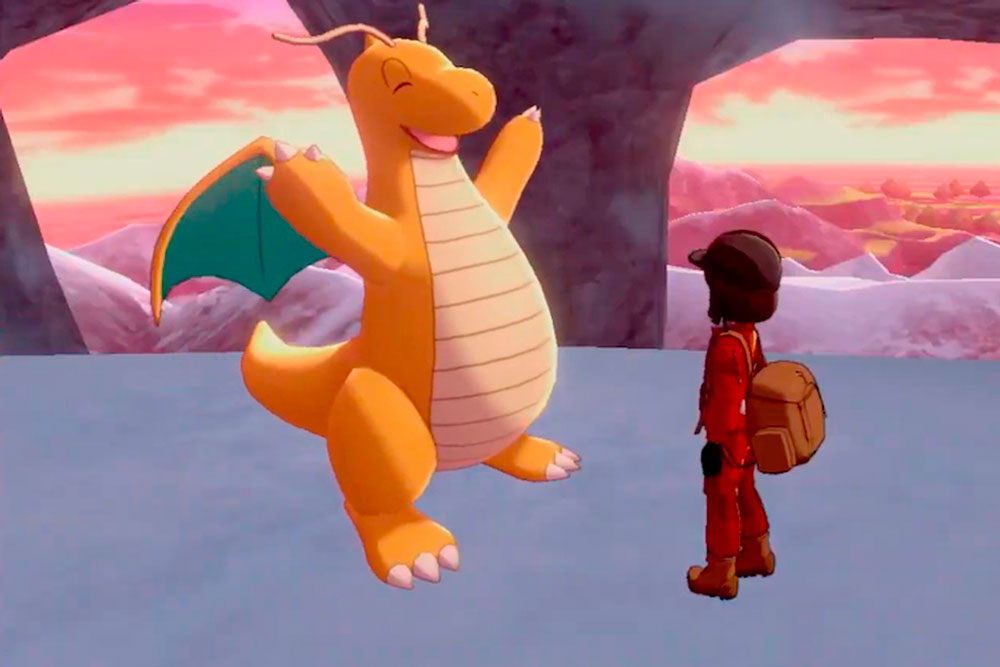 Компания Покемон объявляет дату выпуска расширения The Crown Tundra