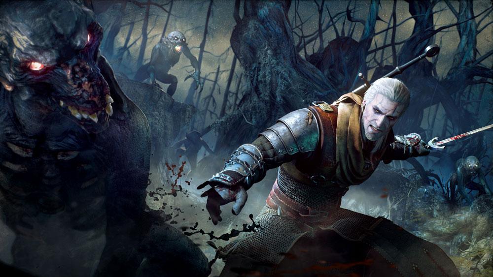 Раздача The Witcher Goodies Collection в GOG