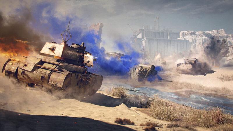 В World of Tanks вернулся обновленный режим Battle Royale