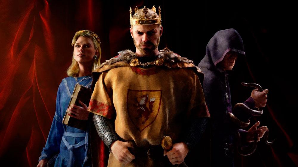 Paradox Interactive представила занимательную статистику по игре Crusader Kings III