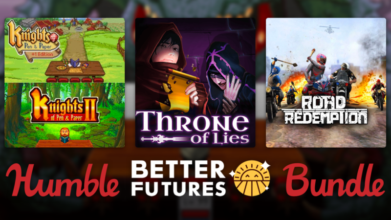 """В Humble Bundle продают набор игр о """"светлом будущем"""""""