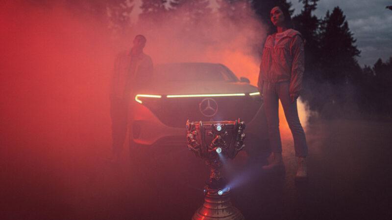 Mercedes-Benz станет автомобильным партнером League of Legends