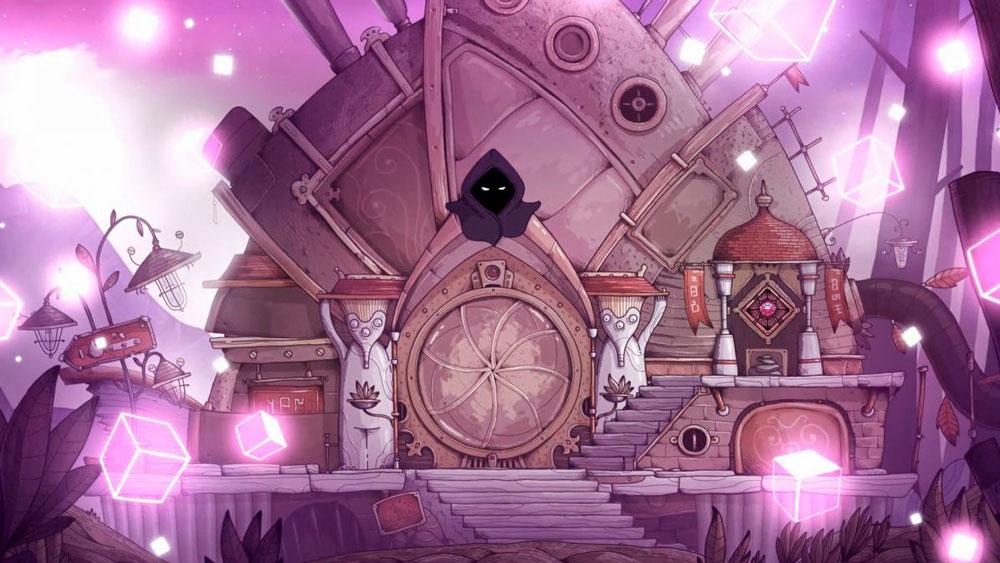 Выход новой приключенческой игры TOHU