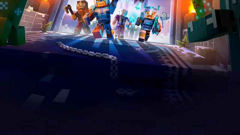 Ледяное обновление для Minecraft Dungeons