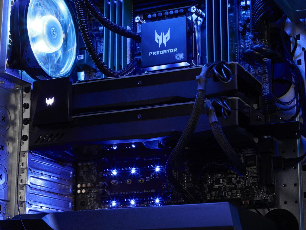 Сотрудничество Acer и NVIDIA вышло на некст-ген