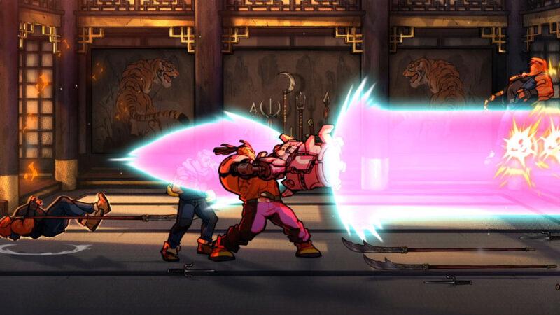 Streets of Rage 4 получает обновление и отчитывается об успехах