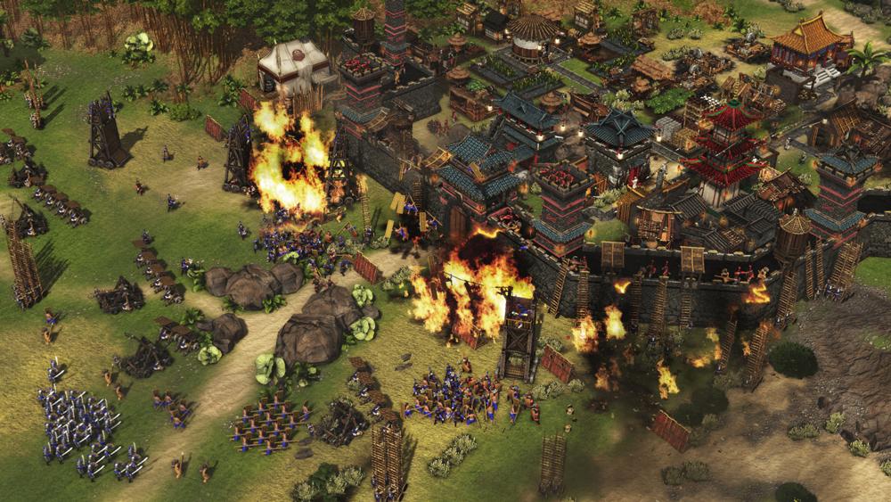 Stronghold: Warlords получает 4 новых юнита