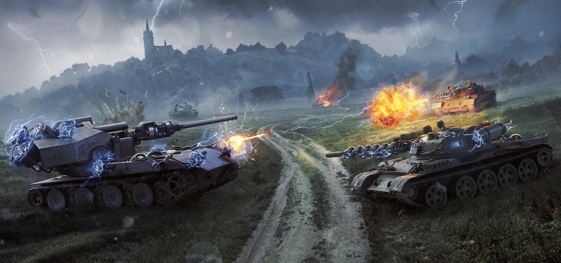 В World Of Tanks начинается новый крупный ивент