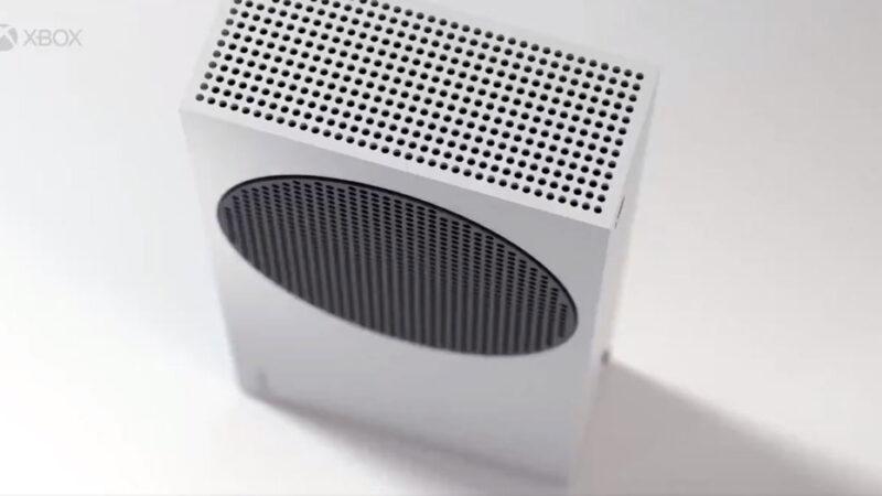 Инсайдер слил в сеть внешний вид Xbox Series S