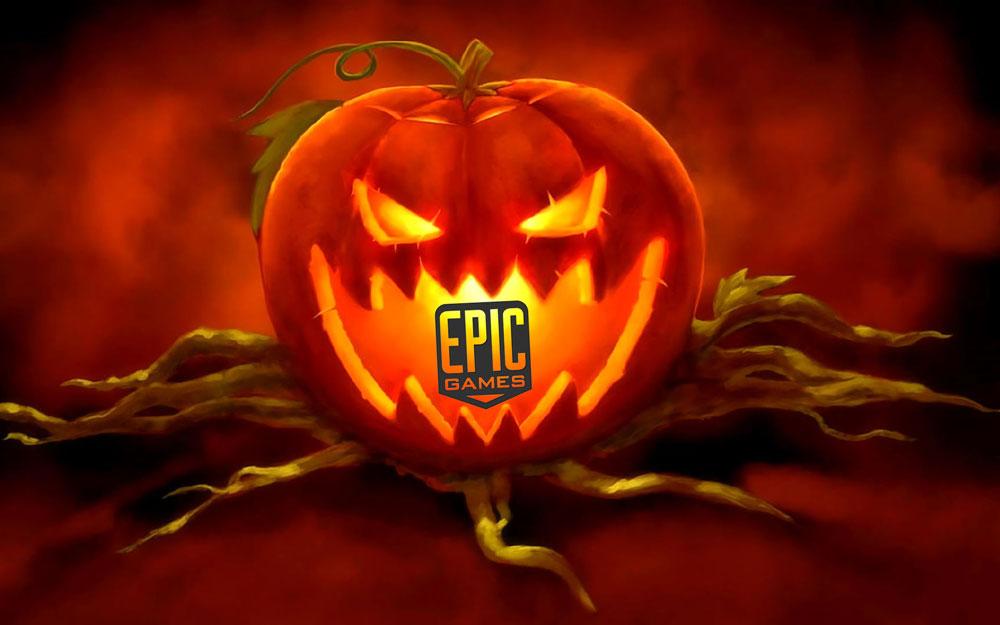 Распродажа на Хэллоуин 2020 в Epic Games Store