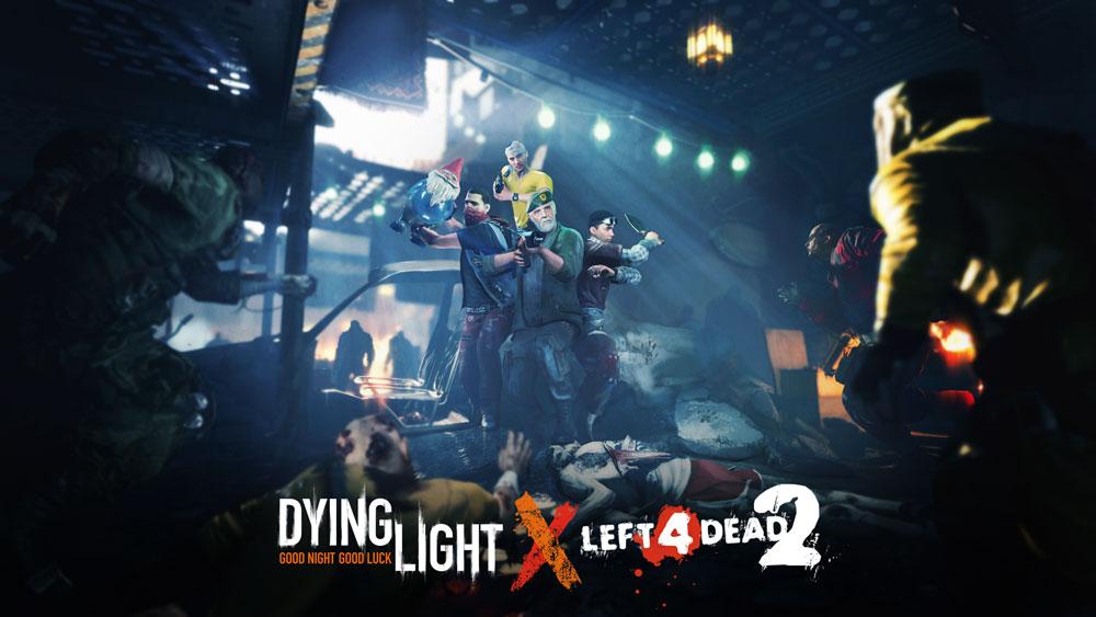 В Dying Light вновь начинается кроссовер с Left 4 Dead 2