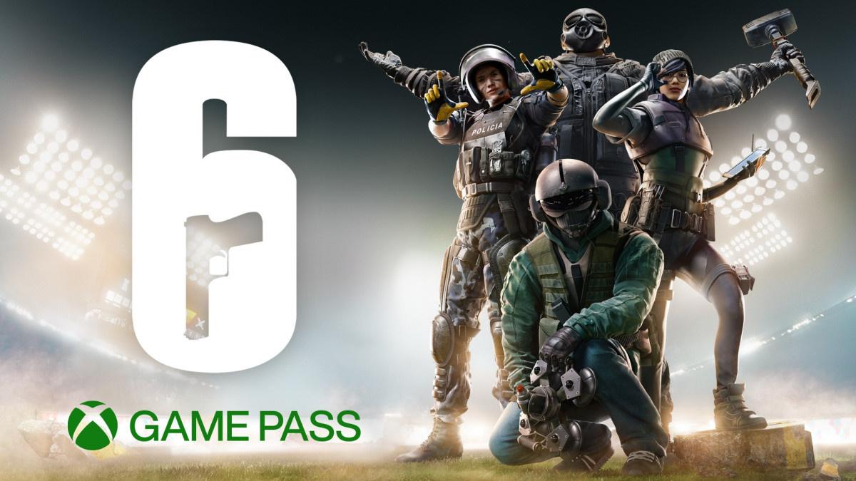 Rainbow Six: Siege скоро появится в Xbox Game Pass