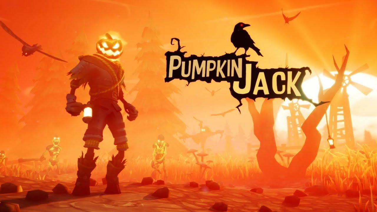 Pumpkin Jack получил дату релиза