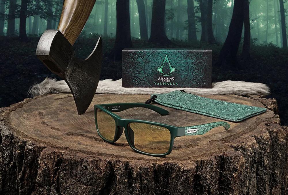 Представлены официальные очки Assassin's Creed Valhalla