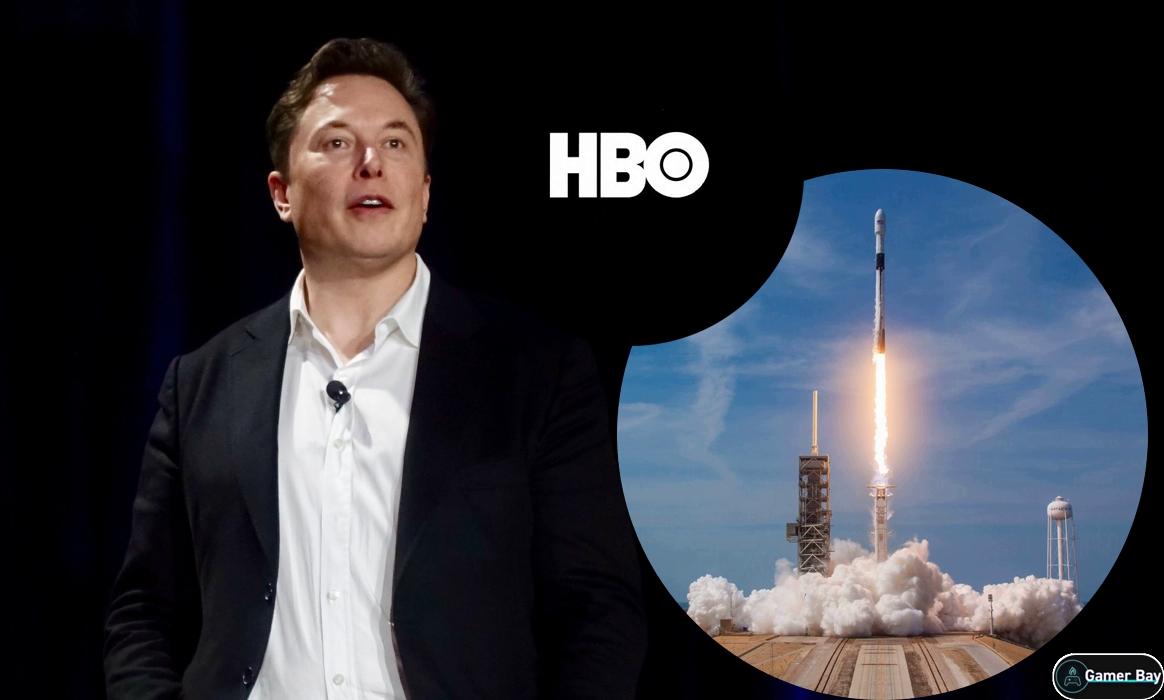 HBO займется мини-сериалом о SpaceX
