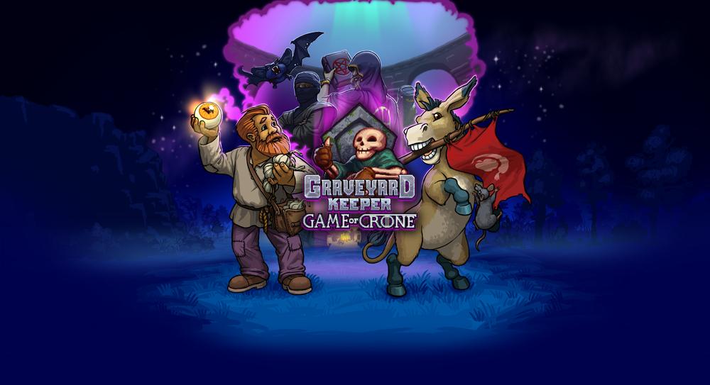 В Graveyard Keeper вышло новое обновление Game Of Crone