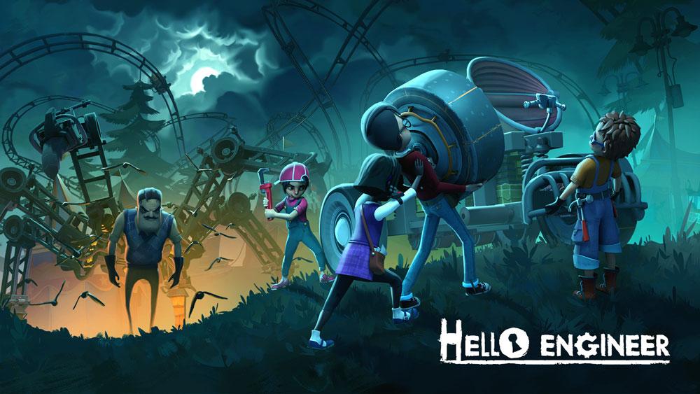Привет, Инженер! Во вселенной Hello Neighbour пополнение