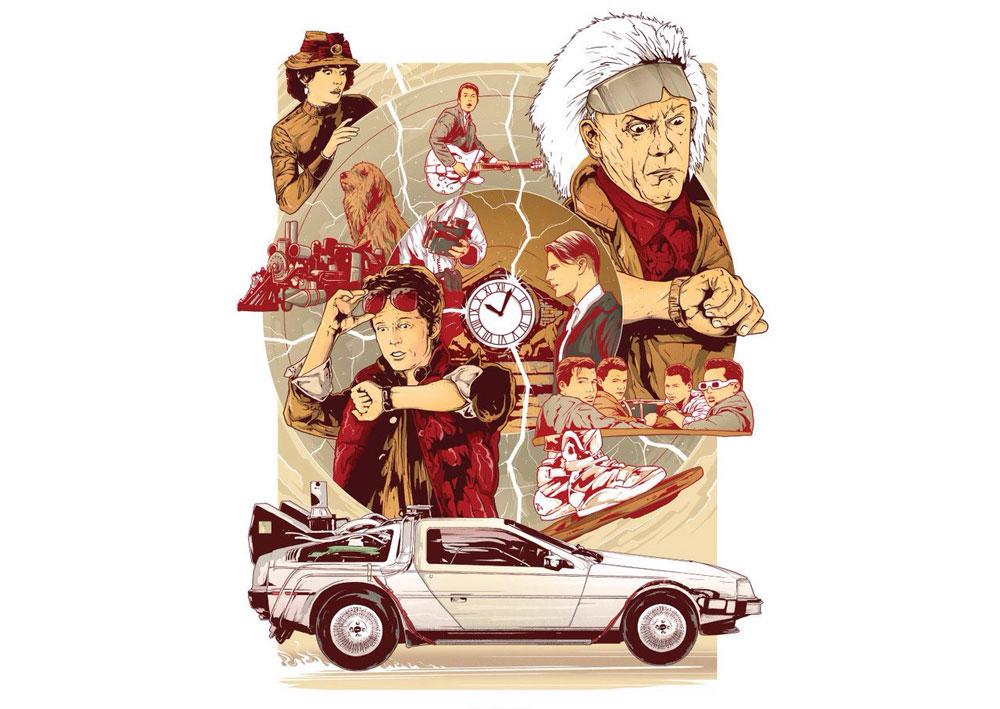 Назад в Будущее. Великой трилогии исполнилось 35 лет