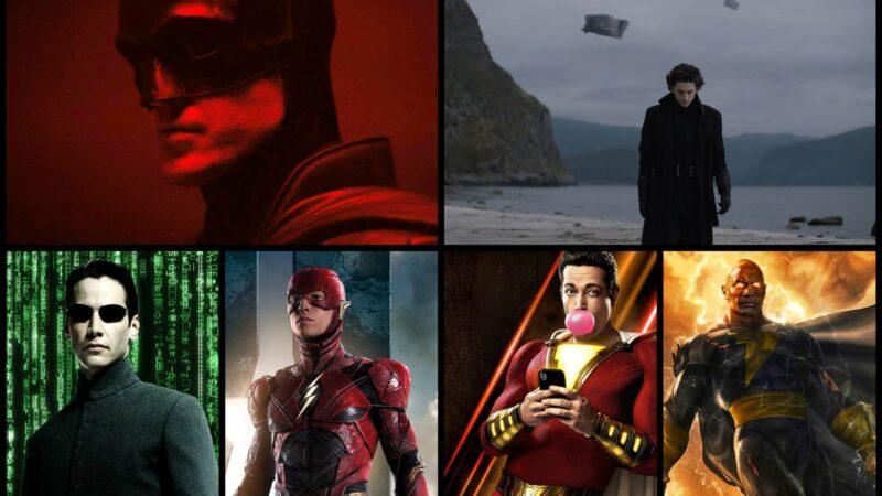 Warner Bros. объявила о переносе своих будущих картин