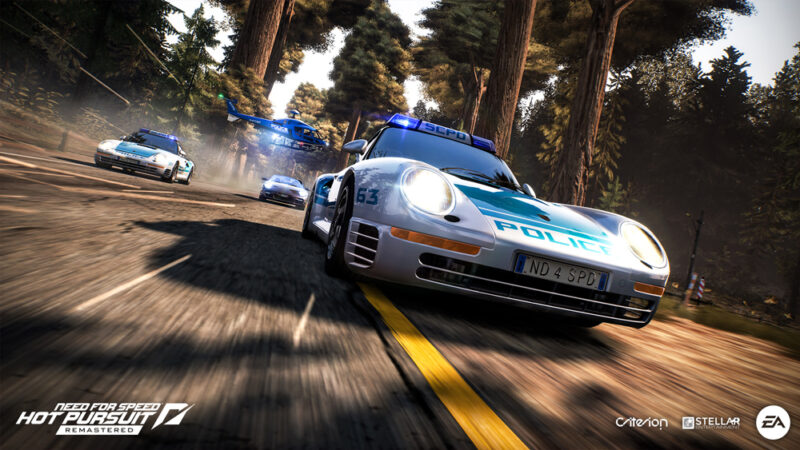 Need for Speed: Hot Pursuit Remastered выйдет через месяц