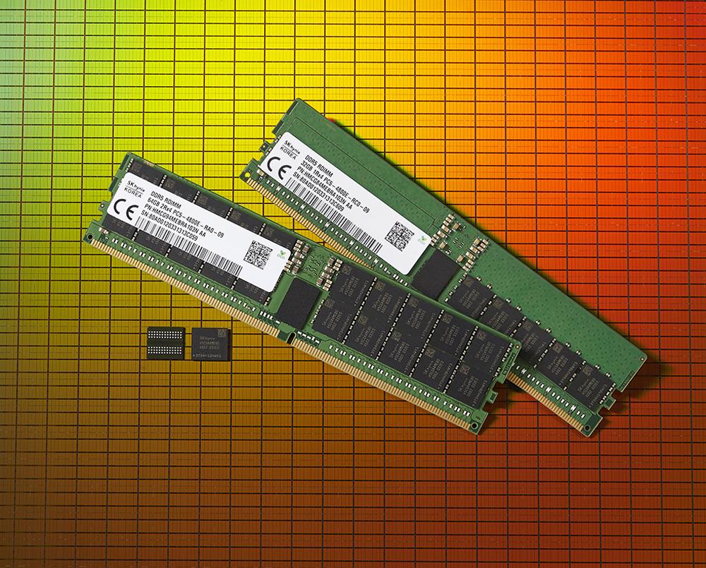 Представлена оперативная память нового поколения DDR5