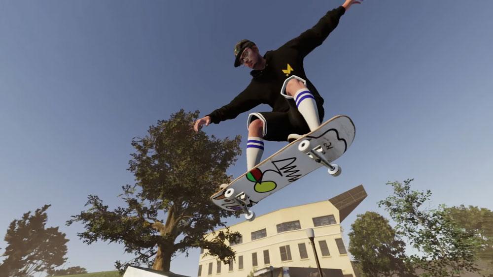Skater XL пополнится контентом сообщества
