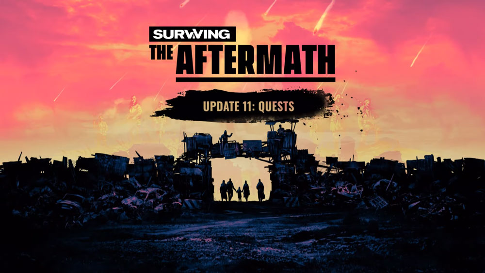 Surviving the Aftermath вышла в раннем доступе Steam