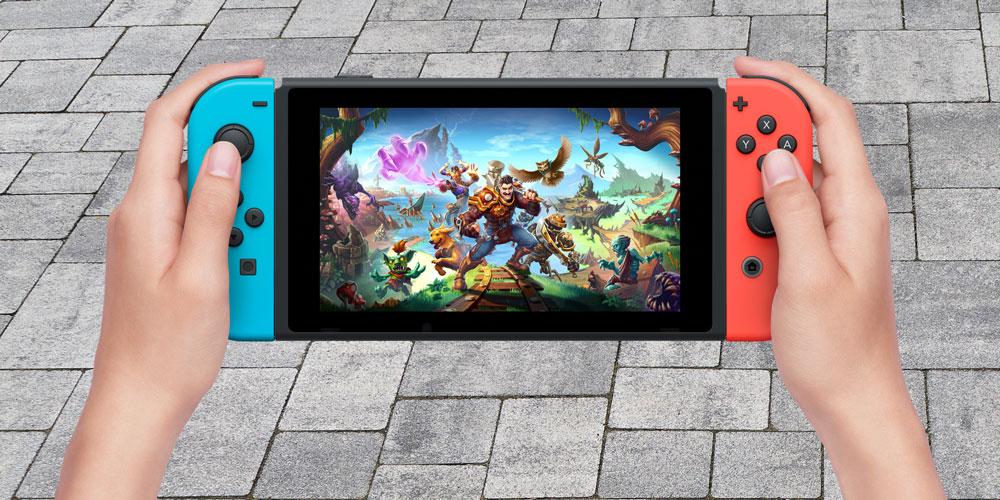 Torchlight III поступил в продажу на Nintendo Switch