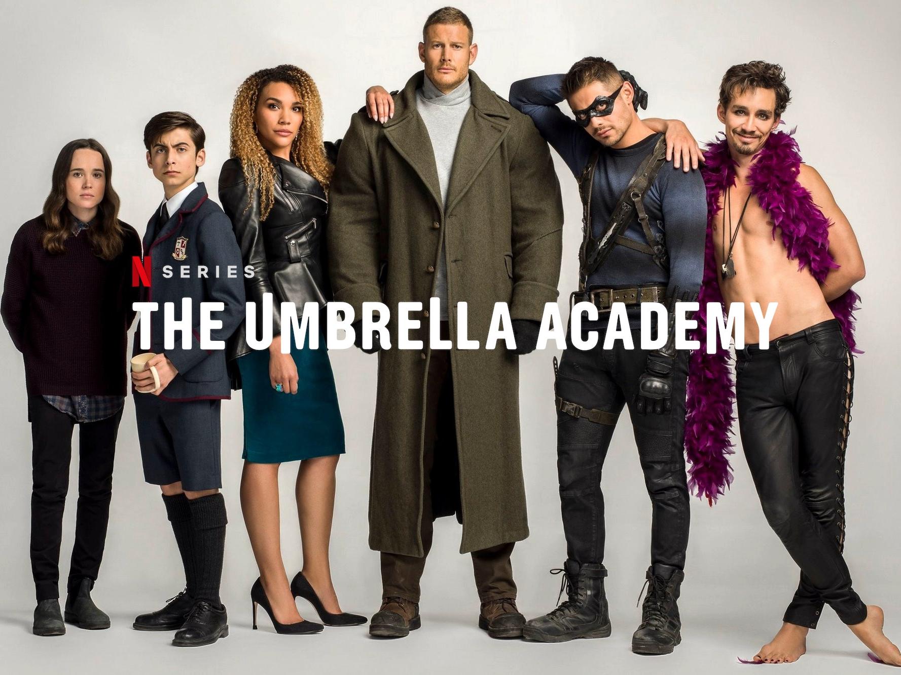 Съёмки сериала «Академия Амбрелла» начнутся в начале 2021 года