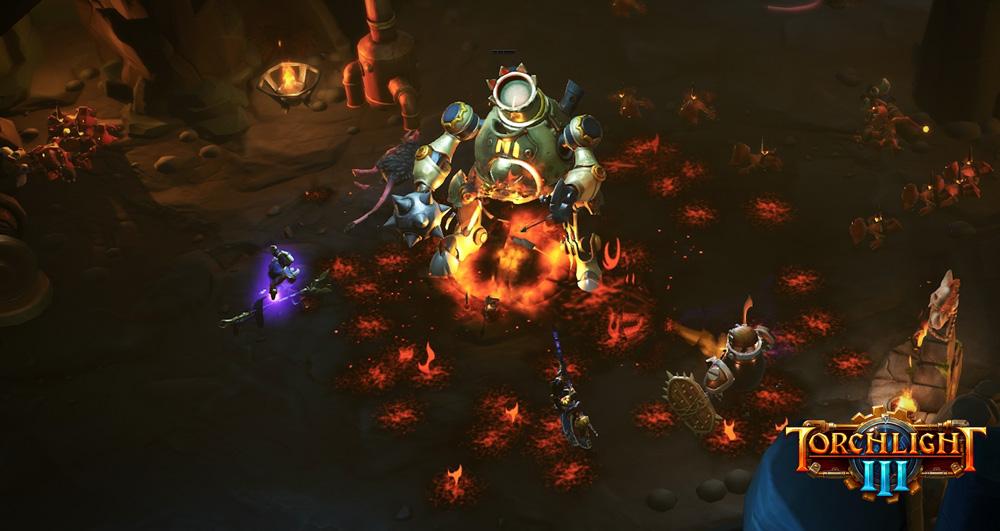 Torchlight III уже в продаже