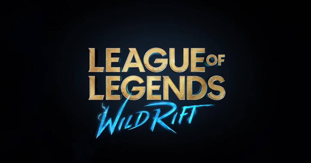 League of Legends: Wild Rift Logo