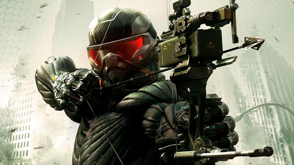 Играли когда-нибудь в Crysis 3 на видеокарте?