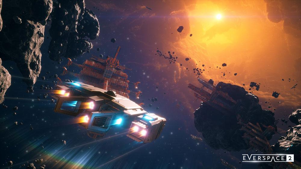 EVERSPACE 2 отложена до января