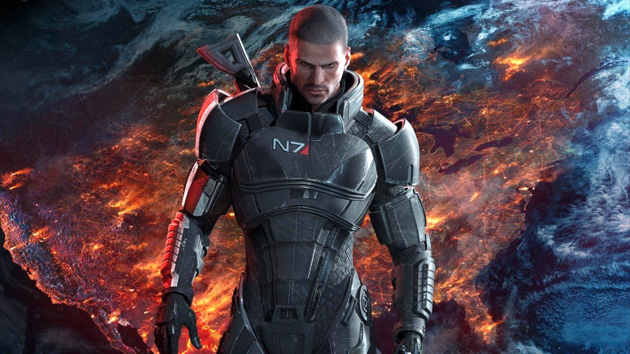 Слух: Mass Effect Legendary Edition анонсируют 7 ноября