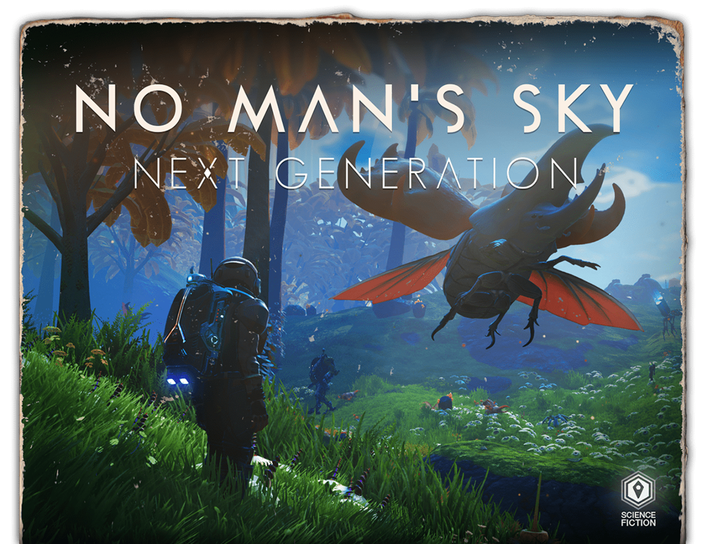 Hello Games анонсировали обновление Next Generation для No Man`s Sky