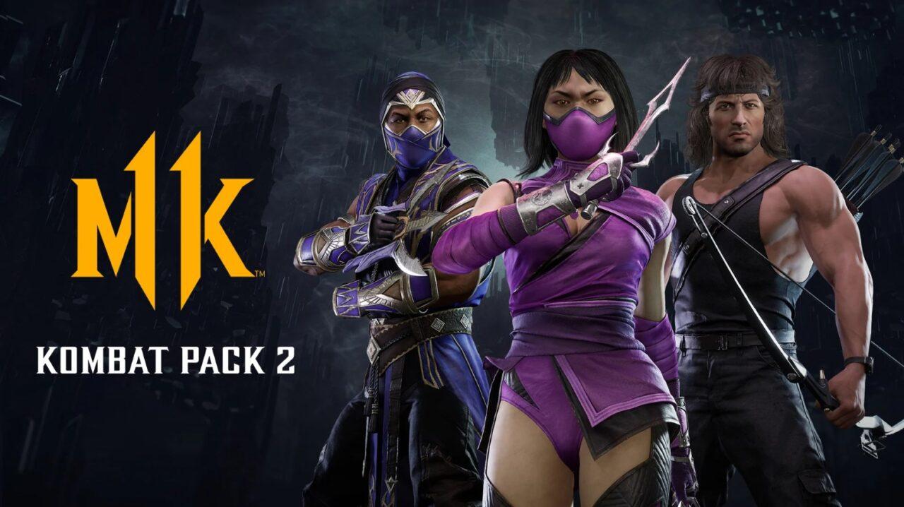 NetherRealm показала Kombat Pack 2 для Mortal Kombat 11