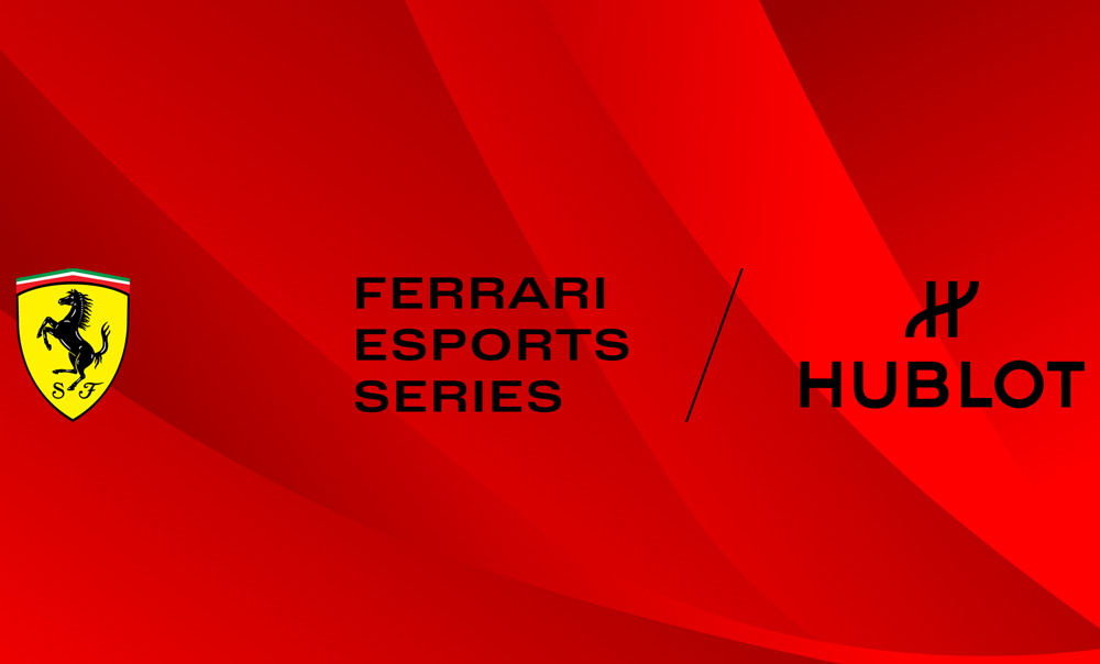 На выходных пройдут финалы серии Ferrari Hublot Esports
