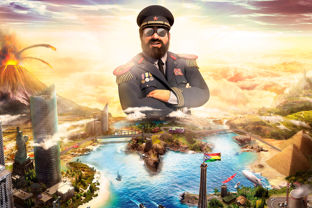 Tropico 6 теперь и на Nintendo Switch
