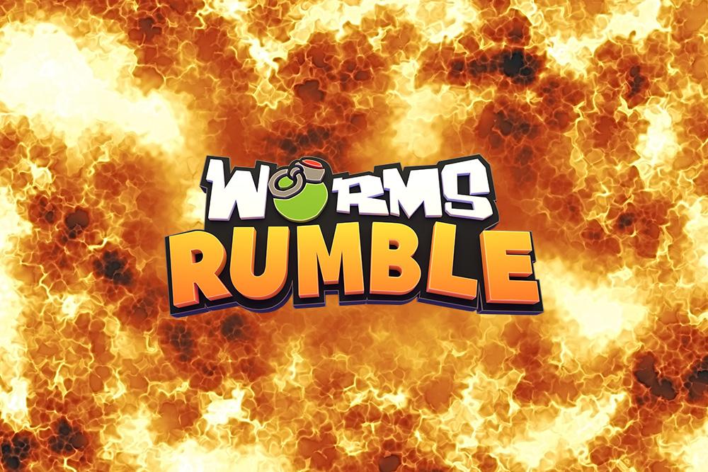 Worms Rumble выйдет на PlayStation и PC в декабре. Между версиями будет кроссплей