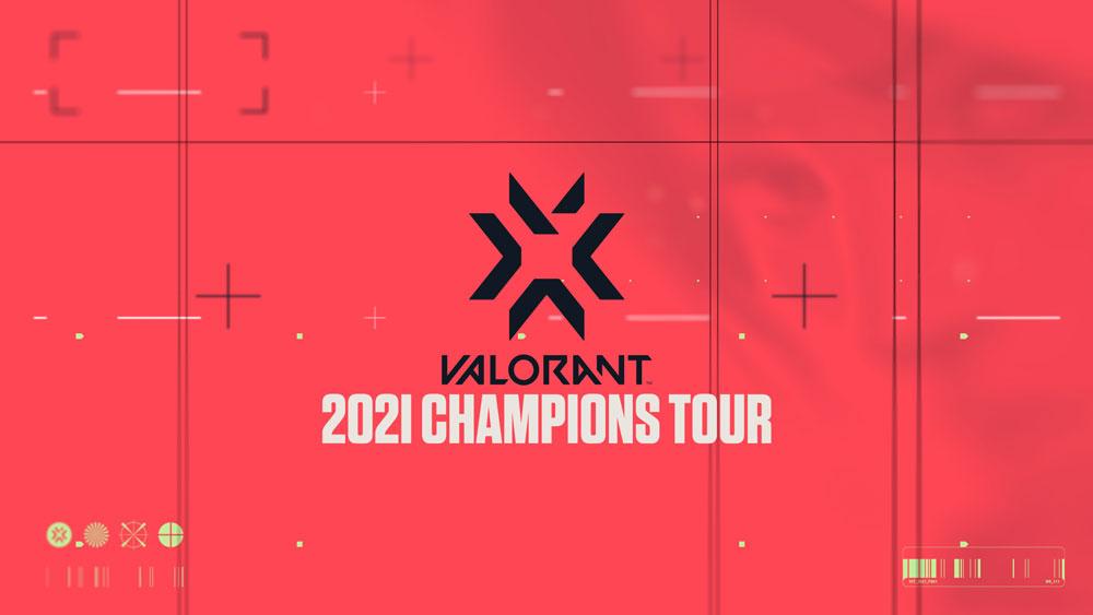 Riot Games представляет VALORANT Champions Tour 2021