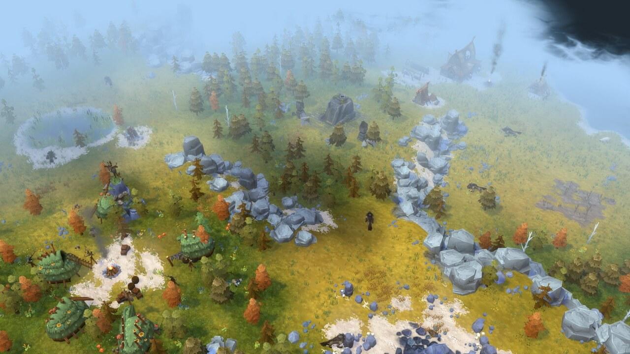 Shiro Games анонсировала Northgard для мобильных устройств