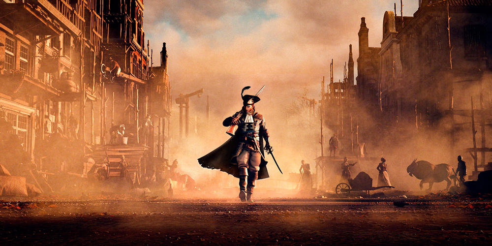 GreedFall планирует выход на PlayStation 5 и Xbox Series S / X