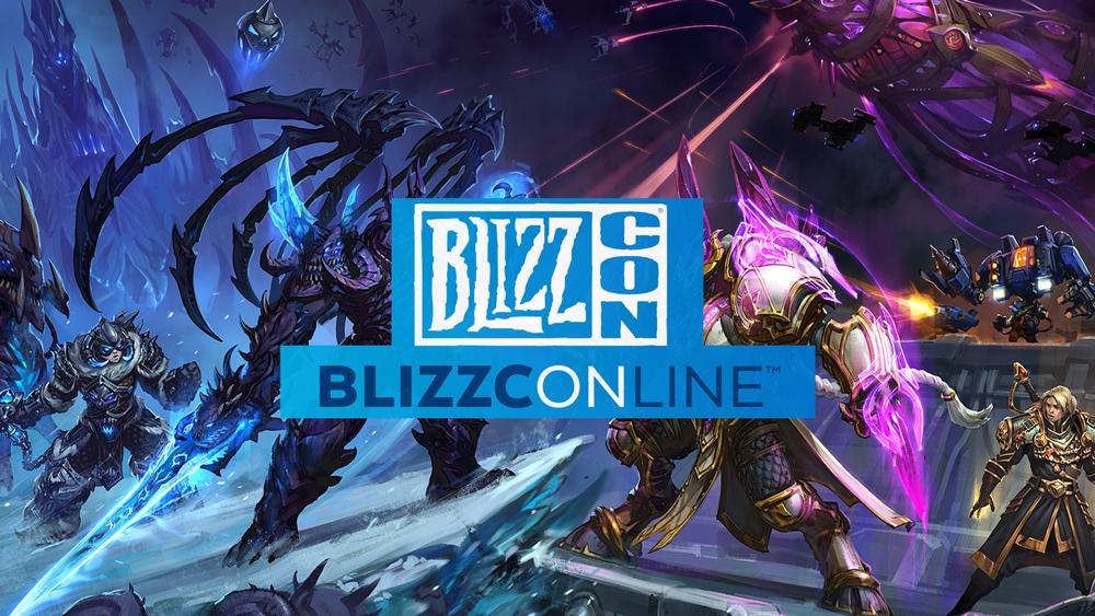 Blizzcon Online 2021 будет бесплатным для всех